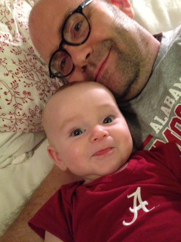 Now that I'm a Dad Should I Try to Like Sports for my Son?