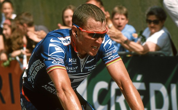 Why the fuss over Lance Armstrong?