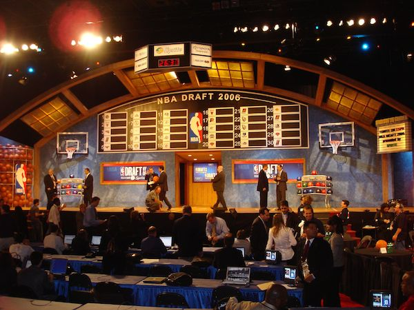 How Does the NBA Draft Work and Why Should I Care?