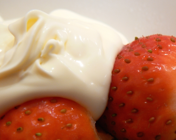 Where Does Strawberries and Cream at Wimbledon Come From?