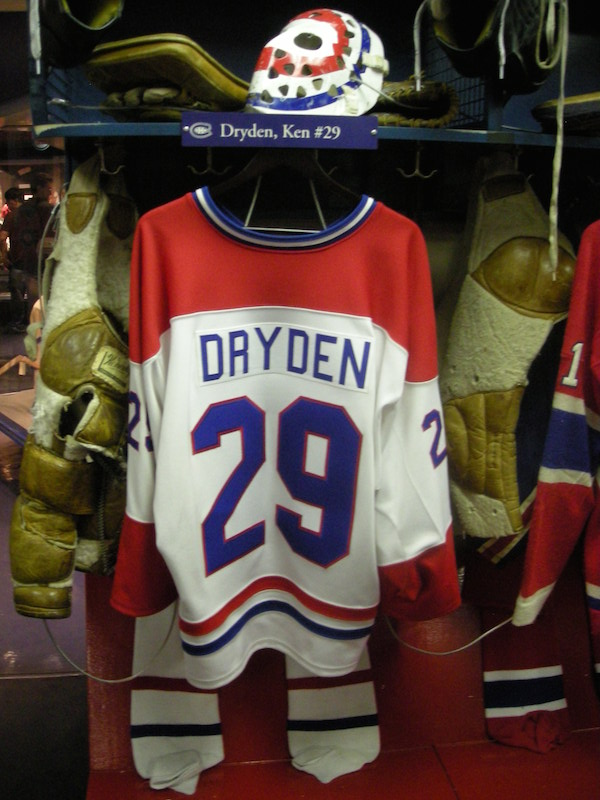 Hockey Culture and Ken Dryden's 'After the Hit'