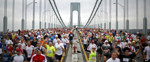 How Difficult is Running a Marathon?