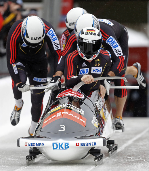 Winter Olympics: All About Bobsled