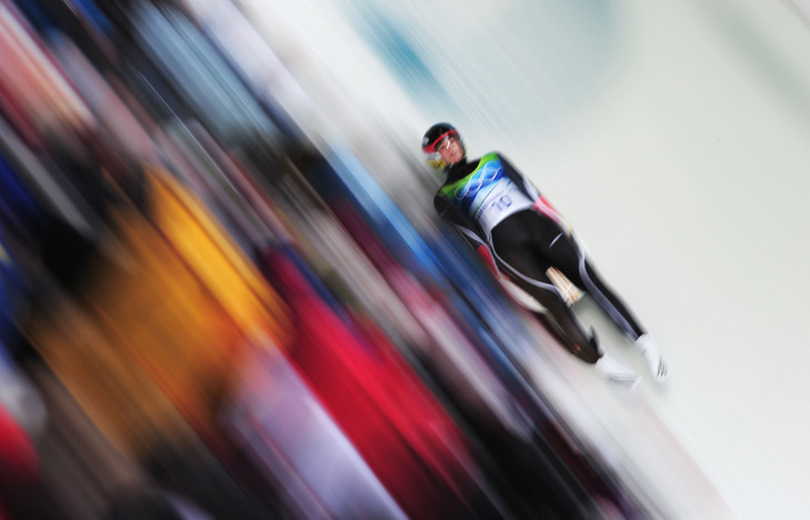Winter Olympics: All About the Luge