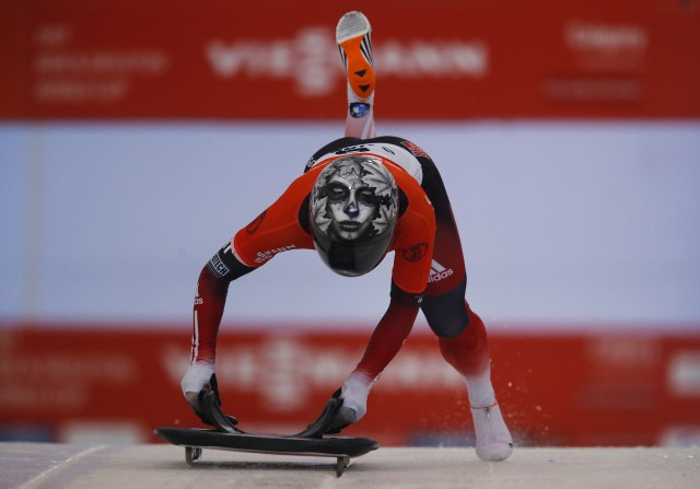 Winter Olympics: All About Skeleton