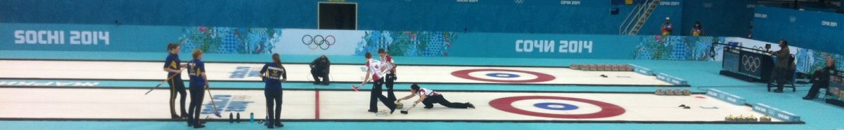 Winter Olympics Day 4: Women's Curling Gold Medal Game