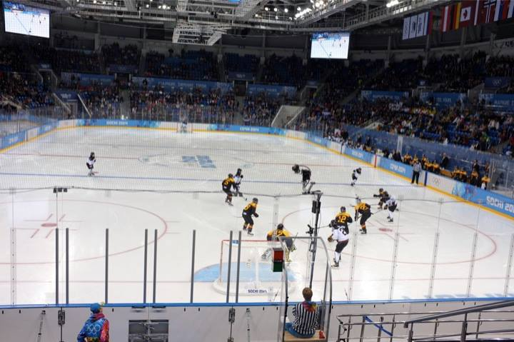 Winter Olympics Day 2: A Women's Ice Hockey Double Header