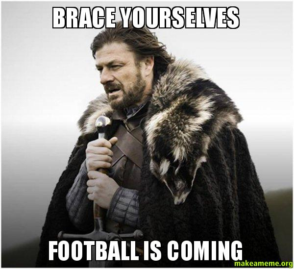 Football is Coming