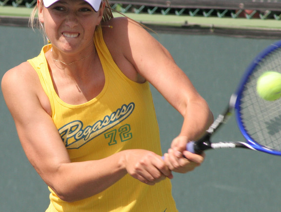 Maria Sharapova Indian Wells 2005