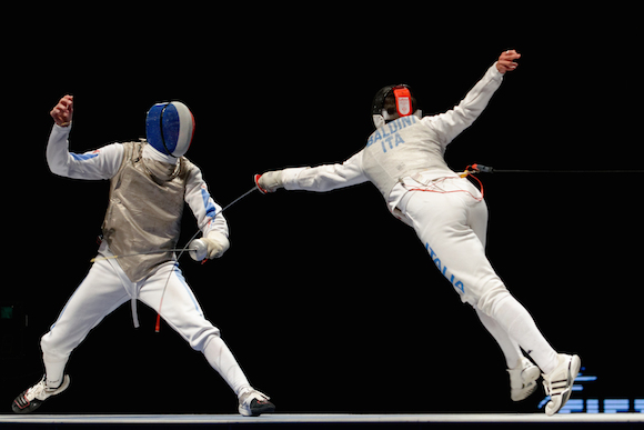 Why do people like fencing?