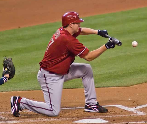 Why is the bunt controversial in baseball?
