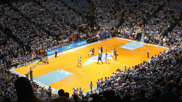 2015: North Carolina vs. Duke
