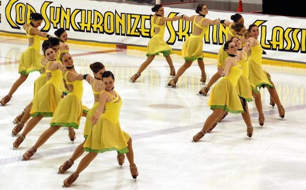 2015: U.S. Synchronized Skating Championships