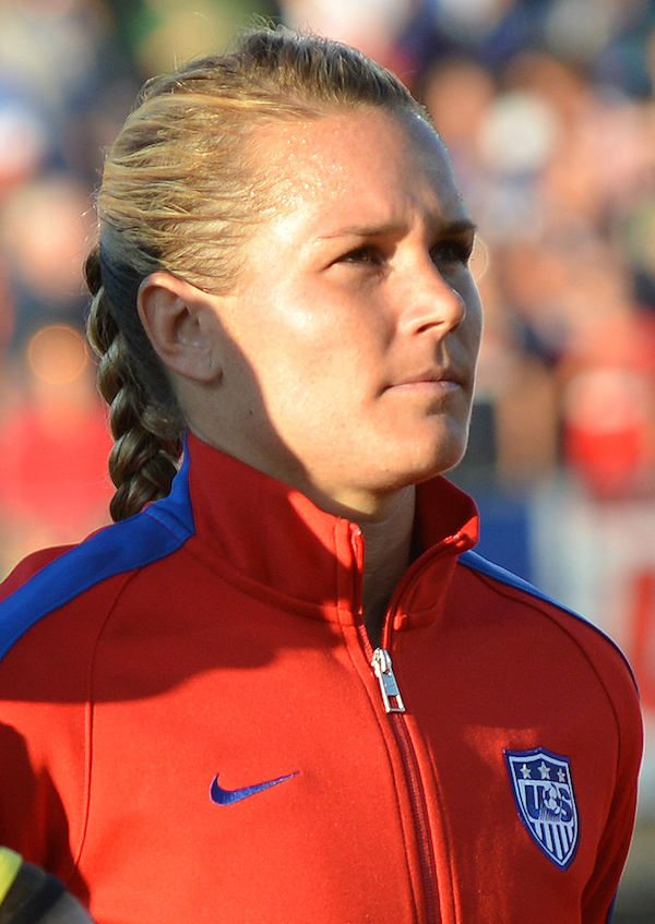 Meet the U.S. Women's Soccer Team: Ashlyn Harris