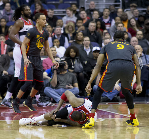 Why are there so many injuries in the NBA these days?