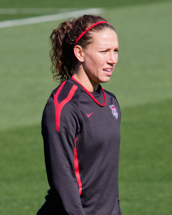 Meet the U.S. Women's Soccer Team: Lauren Holiday