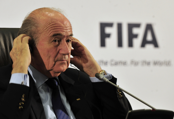 What is going on with FIFA? Why is the U.S. arresting people?