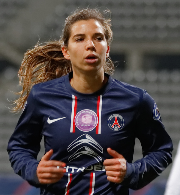 Meet the U.S. Women's Soccer Team: Tobin Heath