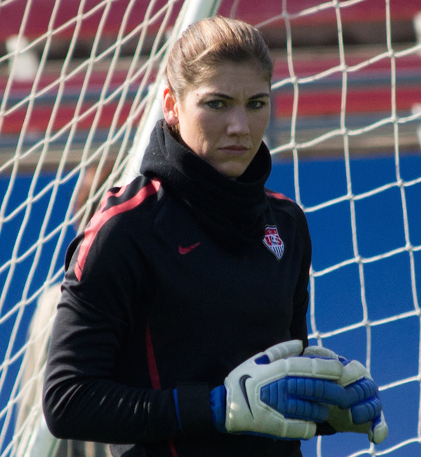 Meet the U.S. Women's Soccer Team: Hope Solo