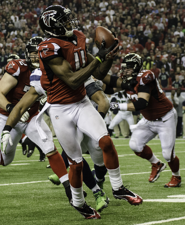 What's special about the Atlanta Falcons?