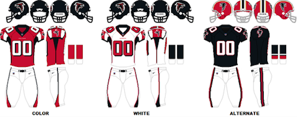 c72b0dea atlanta falcons home and away jerseys