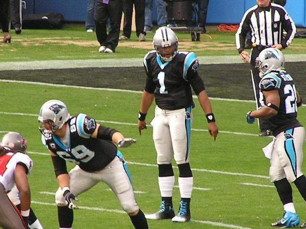 What's special about the Carolina Panthers?
