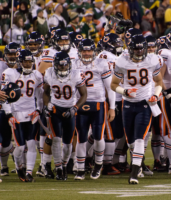 What's special about the Chicago Bears?