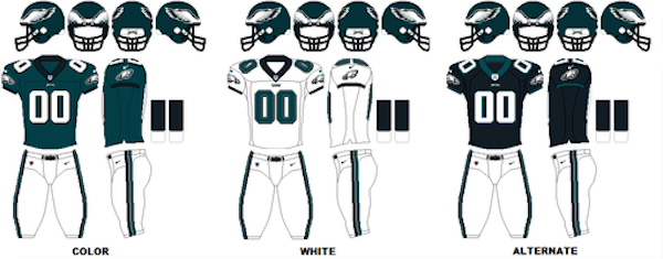 Eagles Uniforms