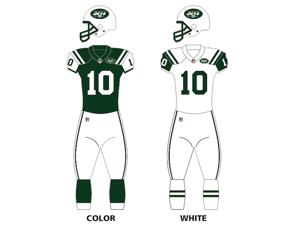 Jets Uniforms
