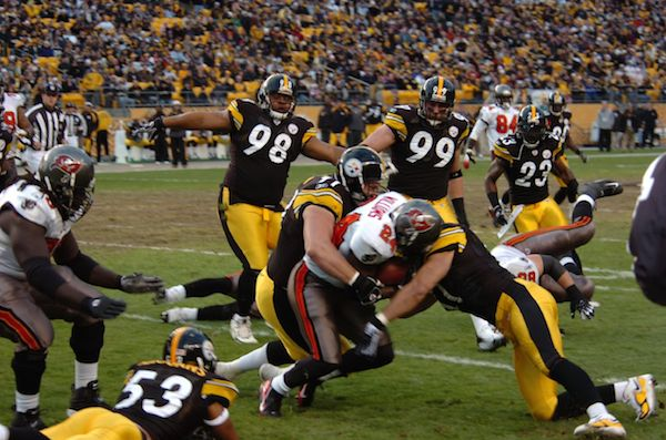 What's special about the Pittsburgh Steelers?