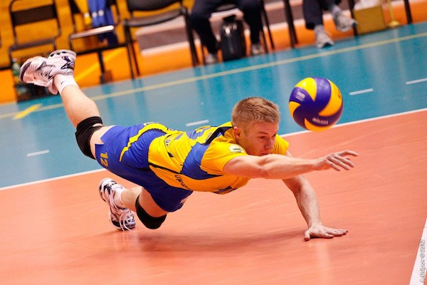 Image result for volleyball hitting the ground