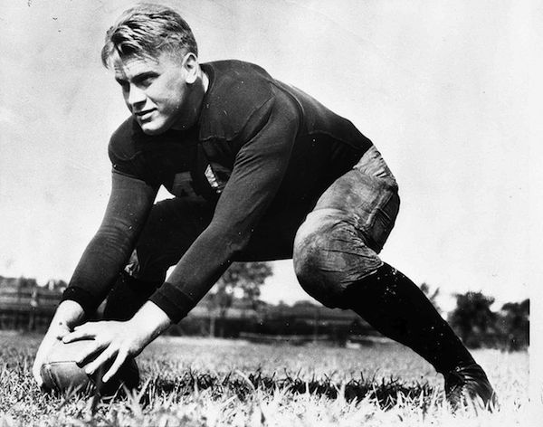 Have we had presidents who were athletes?