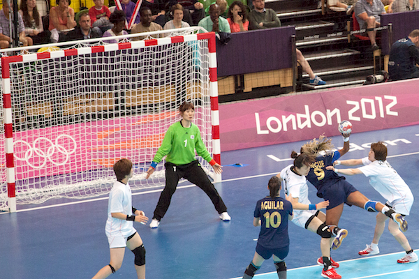 Summer Olympics: All About Handball