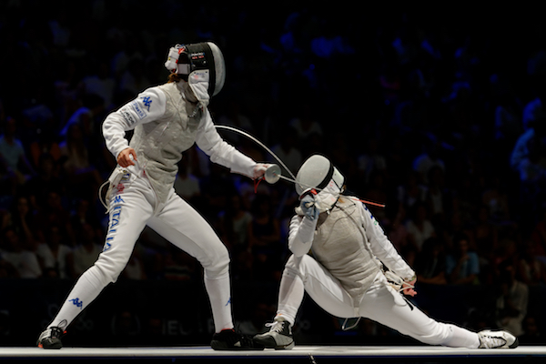 Summer Olympics: All About Fencing