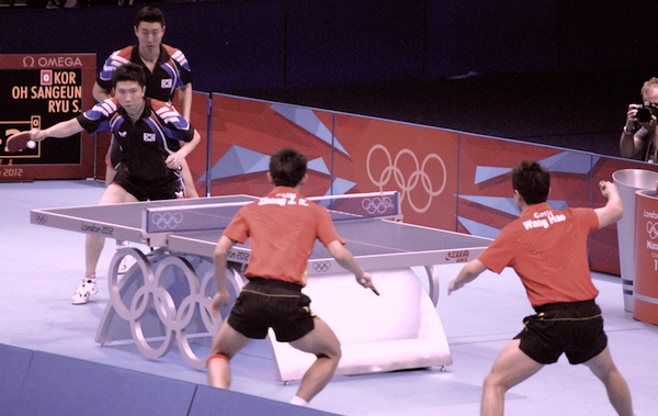 Summer Olympics: All About Table Tennis