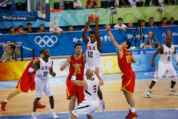 Summer Olympics: All About Basketball
