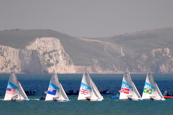 Summer Olympics: All About Sailing