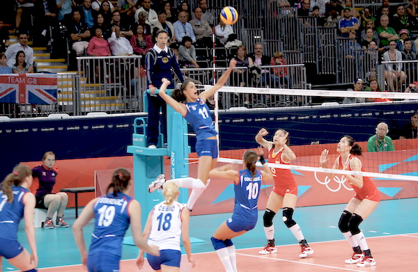 Summer Olympics: All About Volleyball