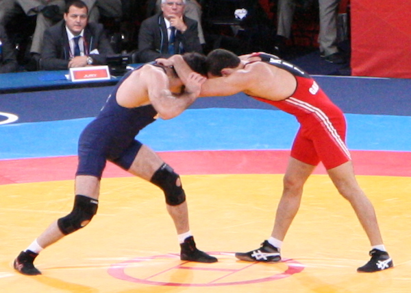 Summer Olympics: All About Wrestling