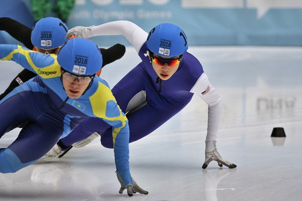 How to sound smart during the Winter Olympics: Short Track Speed Skating