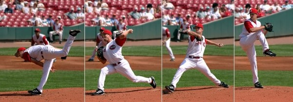 What is tipping pitches in baseball?