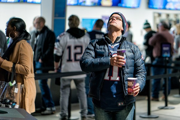 """ea9c5c714 What s the plot of Super Bowl LIII  Part 1 – """"Nobody believes in us"""""""
