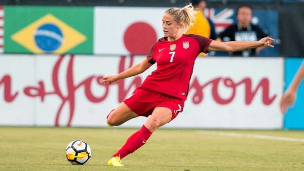 Meet the 2019 USWNT: Abby Dahlkemper