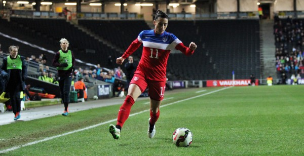 Meet the 2019 USWNT: Ali Krieger