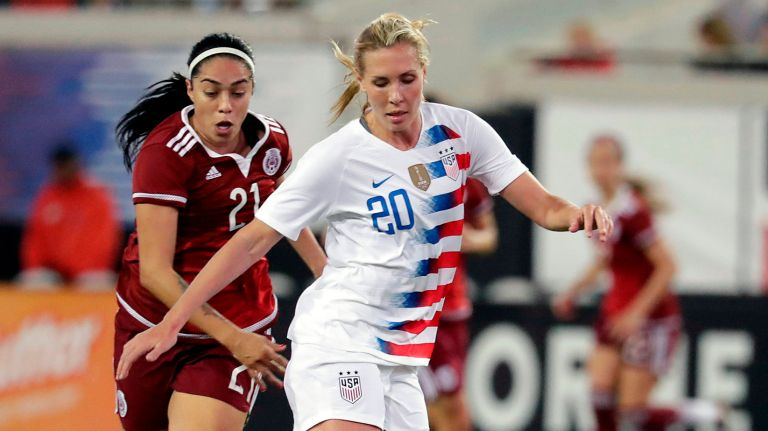 Meet the 2019 USWNT: Allie Long