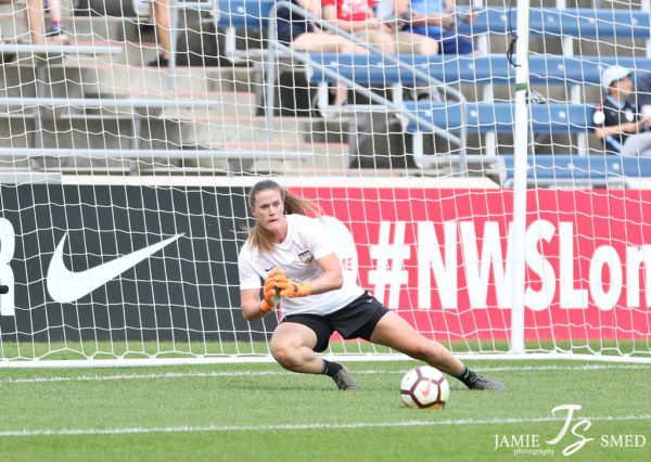Meet the 2019 USWNT: Alyssa Naeher