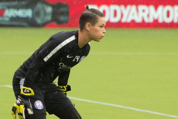 Meet the 2019 USWNT: Ashlyn Harris