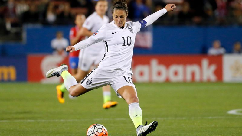 Meet the 2019 USWNT: Carli Lloyd