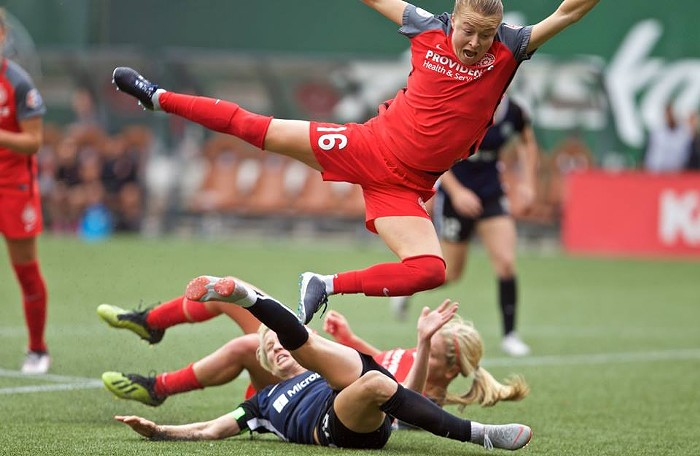 Meet the 2019 USWNT: Emily Sonnett
