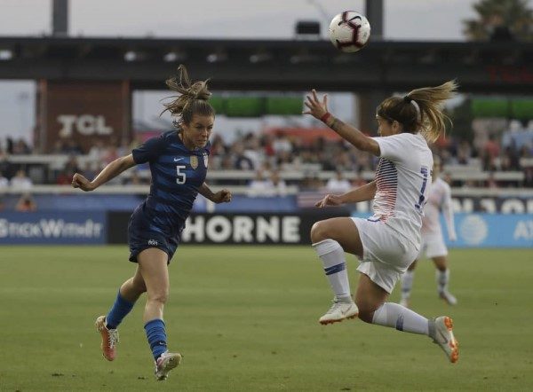 Meet the 2019 USWNT: Kelley O'Hara